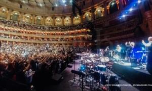 King Crimson en el Royal Albert Hall
